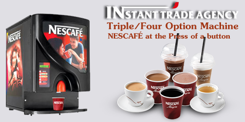 NESCAFÉ Triple/Four Option